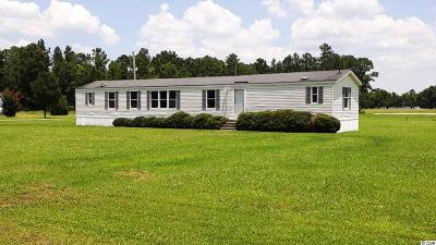 Horry County Mobile/Manufactured Active Under Contract: 4418 Gary Rd.