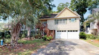 Murrells Inlet Single Family Home For Sale: 500 Bay Drive Ext.