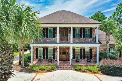 Pawleys Island Single Family Home For Sale: 474 Preservation Circle
