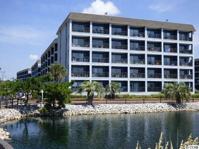 Myrtle Beach Condo/Townhouse For Sale: 5905 S Kings Highway #105-B