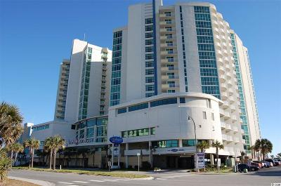 North Myrtle Beach Condo/Townhouse For Sale: 300 N Ocean Blvd. #1130