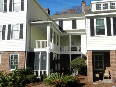 Murrells Inlet, Garden City Beach Condo/Townhouse For Sale: 102 Governors Landing Rd. #102
