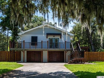 Pawleys Island Single Family Home For Sale: 439 Blockade Dr.