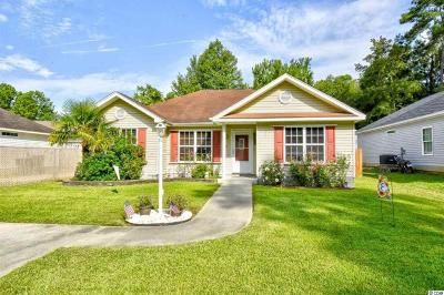 Myrtle Beach Single Family Home For Sale: 1320 Eagle Crest Dr.
