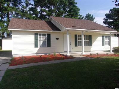Myrtle Beach Single Family Home For Sale: 4273 Hunting Bow Trail