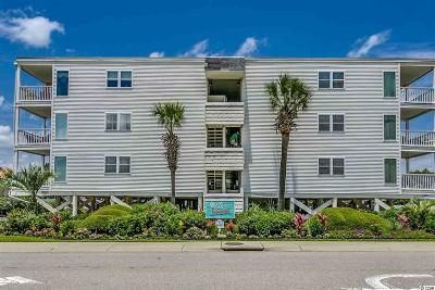North Myrtle Beach Condo/Townhouse For Sale: 3610 S Ocean Blvd. #318