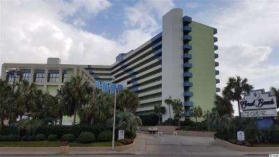 Myrtle Beach Condo/Townhouse For Sale: 1105 S Ocean Blvd. #646
