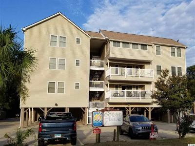 North Myrtle Beach Condo/Townhouse For Sale: 407 28th Ave. S #C3