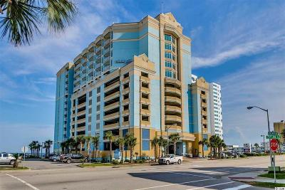 Myrtle Beach Condo/Townhouse For Sale: 2501 S Ocean Blvd. #923