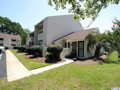 North Myrtle Beach Condo/Townhouse For Sale: 1000 11th Ave. N #119