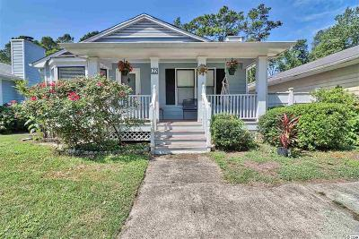 Myrtle Beach Single Family Home For Sale: 4115 Little River Rd.