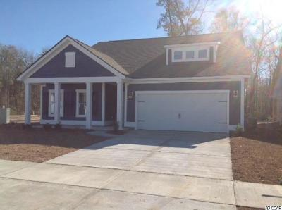 Myrtle Beach Single Family Home Active Under Contract: 811 Summer Starling Pl.