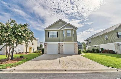 North Myrtle Beach Single Family Home For Sale: 1703 Cottage Cove Circle
