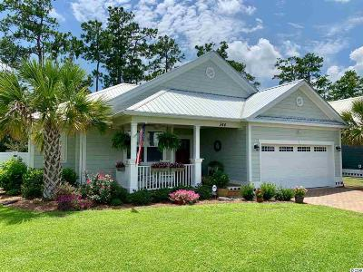Murrells Inlet, Garden City Beach Single Family Home For Sale: 344 Waties Dr.