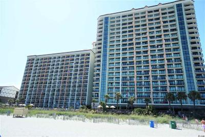 Myrtle Beach Condo/Townhouse For Sale: 3000 N Ocean Blvd. #1205