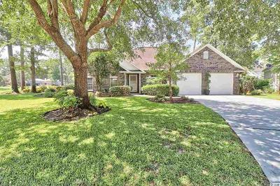 Little River Single Family Home For Sale: 3240 Mill Ridge Ln.
