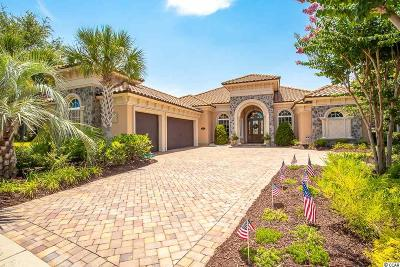 Myrtle Beach Single Family Home For Sale: 9737 Catalonia Ct.