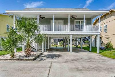 Murrells Inlet, Garden City Beach Single Family Home Active Under Contract: 125 Easy St.