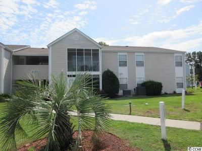 Surfside Beach Condo/Townhouse Active Under Contract: 2136 Clearwater Dr. #F