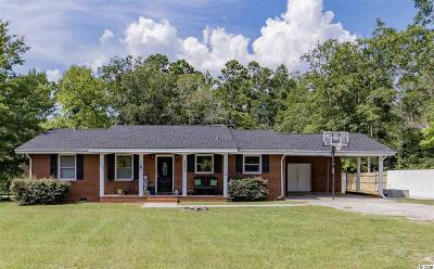 Aynor SC Single Family Home For Sale: $189,900