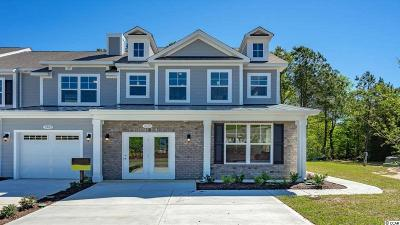 North Myrtle Beach Condo/Townhouse Active Under Contract: 2510 Kings Bay Rd. #Lot 32