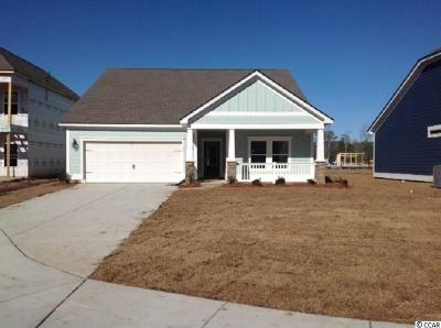 Myrtle Beach Single Family Home Active Under Contract: 786 Summer Starling Pl.