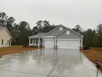 Myrtle Beach Single Family Home Active Under Contract: 7151 Swansong Circle