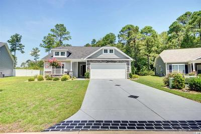 Myrtle Beach Single Family Home For Sale: 705 Old Castle Loop