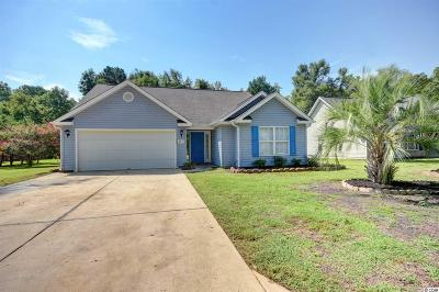 Myrtle Beach Single Family Home For Sale: 617 West Oak Circle Dr.