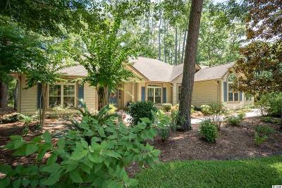 North Myrtle Beach Single Family Home For Sale: 1223 Spinnaker Dr.