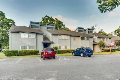 Myrtle Beach Condo/Townhouse For Sale: 10301 N Kings Hwy. #7-2