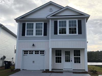 Murrells Inlet, Garden City Beach Single Family Home Active Under Contract: 2024 Kayak Kove Ct.