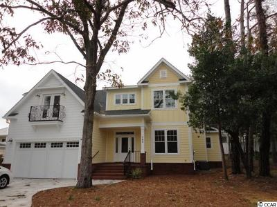 North Myrtle Beach Single Family Home For Sale: 309 6th Ave. S