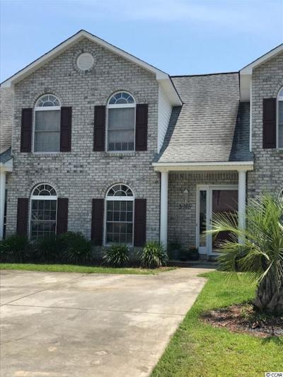 Little River SC Condo/Townhouse For Sale: $149,900