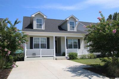 Myrtle Beach Single Family Home For Sale: 6434 Somerset Dr.