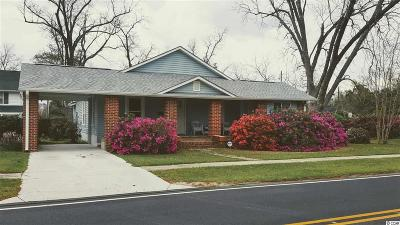 Loris Single Family Home For Sale: 4705 Walnut St.