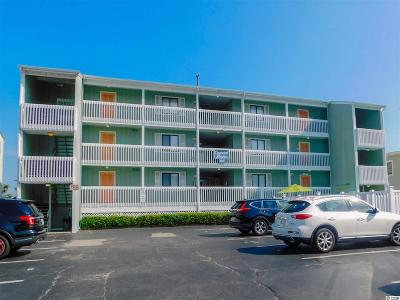 North Myrtle Beach Condo/Townhouse For Sale: 807 S Ocean Blvd. #C-2