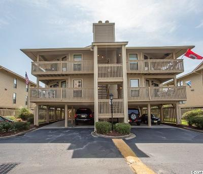 North Myrtle Beach Condo/Townhouse For Sale: 1801 N Ocean Blvd. #O2