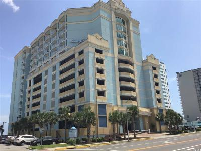 Myrtle Beach Condo/Townhouse For Sale: 2501 S Ocean Blvd. #823
