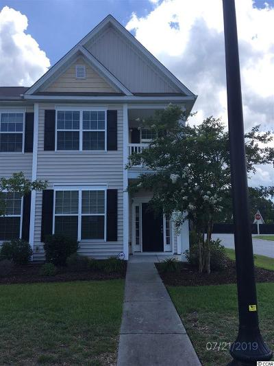 Myrtle Beach Condo/Townhouse For Sale: 4536 Livorn Loop #4536