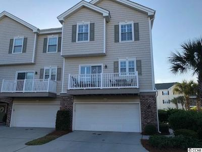 North Myrtle Beach Condo/Townhouse For Sale: 601 Hillside Dr. N #804