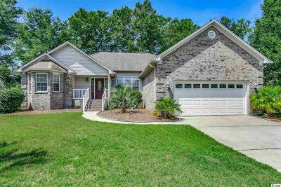 Little River Single Family Home For Sale: 2379 Island Way