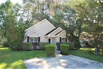 Myrtle Beach Single Family Home For Sale: 6702 Wisteria Dr.