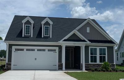 Little River Single Family Home Active Under Contract: 332 Switchgrass Loop