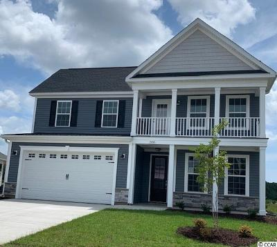 Little River Single Family Home Active Under Contract: 300 Switchgrass Loop