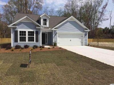 Pawleys Island Single Family Home Active Under Contract: 63 Costa Ct.
