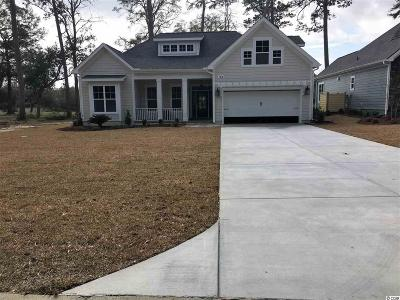 Pawleys Island Single Family Home Active Under Contract: 184 Tanglewood Dr.