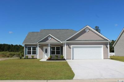 Horry County Single Family Home Active Under Contract: 504 Larkspur Dr.