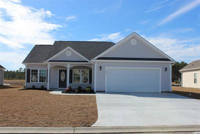 Horry County Single Family Home Active Under Contract: 532 Larkspur Dr.