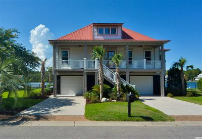 Murrells Inlet Single Family Home For Sale: 286 Eagle Pass Dr.